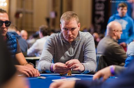 Mick Graydon Up to 4th the Irish Online Poker Rankings