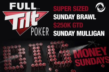 Big Money Sundays na Full Tilt Poker + FTOPS