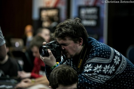 "Poker Jobs: Poker Photographer Alin Ivanov ""Pursue Your Passion and Start with Your..."