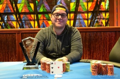 Andy Spears Wins Event #12 of Western New York Poker Challenge