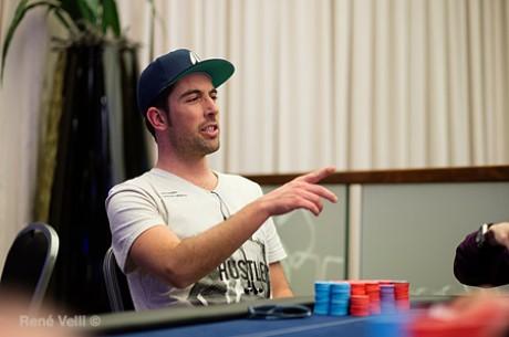 Estrellas Poker Tour Valencia Día 2: Pedro Baret líder de los 31 jugadores restantes