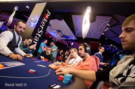 Estrellas Poker Tour Valencia Día 3: Mesa final comandada por Haritz Doyharzábal