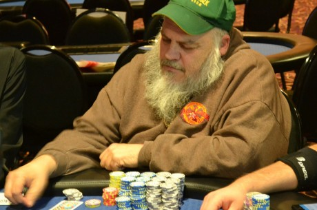 WNY Poker Challenge Main Event Day 1: Jerry Calvaneso Holds Massive Lead; 34 Remain