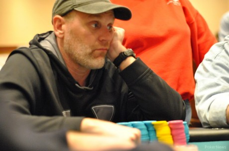 MSPT Meskwaki Casino Day 1b: Massive Turnout Sets State Record; Mike Lang Leads