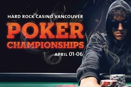 Mir Abedsaidi Leads HRCV Poker Championships Day 1b