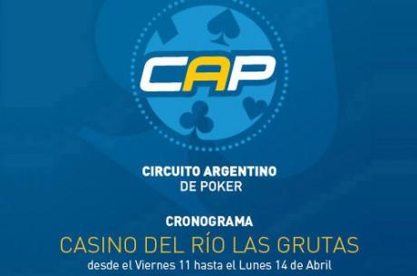 Ya se palpita la segunda fecha del CAP 2014
