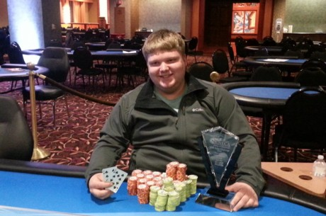 Nick Walker Wins Western New York Poker Challenge $1,100 Main Event