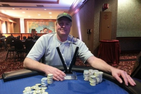 Robert Donegan Wins Event #16 of 2014 Western New York Poker Challenge