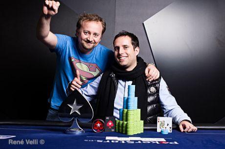 Estrellas Poker Tour Valencia Día 4: Fabio Sperling se hace con la pica