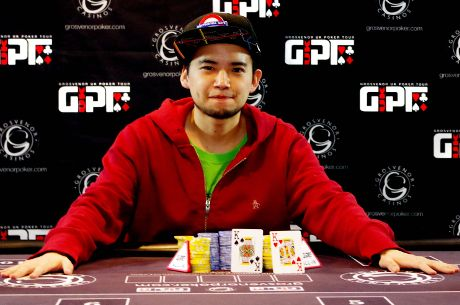 Andrew Teng Takes Down 2014 GUKPT Edinburgh Main Event