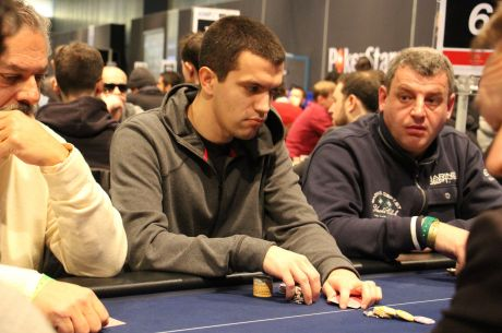 André Andrade Vai à Grande Final do EPT, Sanex29 2º no Bigger $55 & Mais
