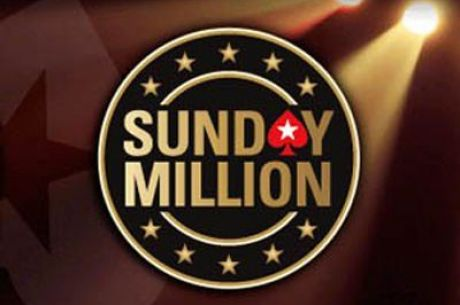 "José ""Monchonidas"" Benedí campeón del Sunday Million (163.000$)"