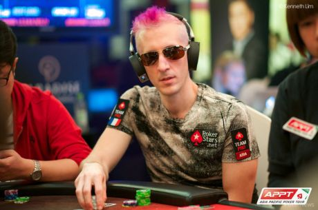 "The Sunday Briefing: Bertrand Grospellier and David ""Bakes"" Baker Make Final Tables"