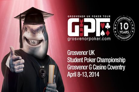 The 2014 UK Student Championships Are Here!
