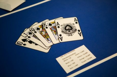 One Step Charity Poker Championship Raises $100K to Send Kids with Cancer to Camp