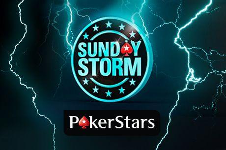 PokerStars tähistab Sunday Stormi 3. aastapäeva
