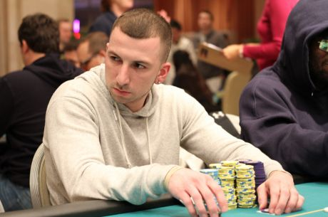 2014 Borgata Spring Poker Open Event 1: Grabel Grabs Day 1b Lead