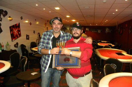 Guillermo Lucero gana el Full Stack