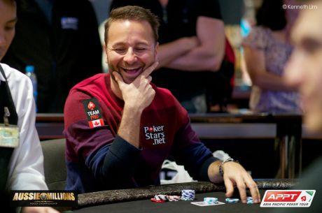 Global Poker Index: Negreanu Ultrapassa Schemion no GPI 300; Selbst em Segundo