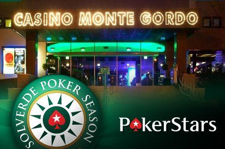 Solverde Season #5, Vai a Monte Gordo Através dos Satélites PokerStars