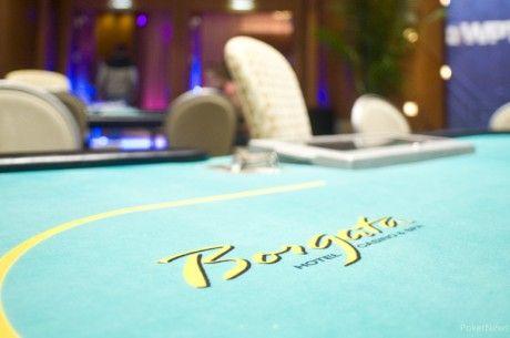 Evento 1 del 2014 Borgata Spring Poker Open: Últimos dos Flights  superaron la garantía de $1M