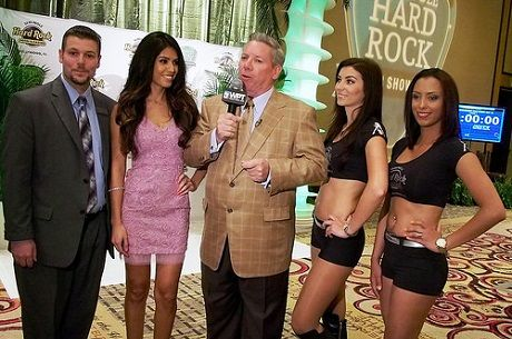 Justin Young Leads Day 1a of WPT Seminole Hard Rock Poker Showdown