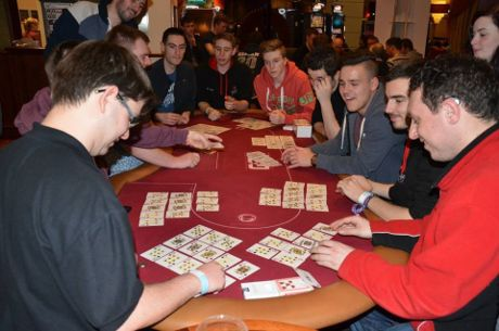 Paul Charles Tops UKSPC Main Event Day 1c Field; Harry Vane  Leads Overall