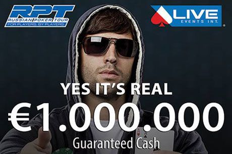 Live Events Poker Festival Ponovo u Budvi od 2-11.05. 2014. sa €1.000.000 Zagarantovano