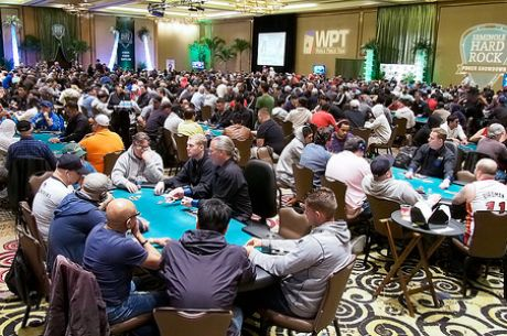 WPT Seminole Hard Rock Poker Showdown Draws Record Field
