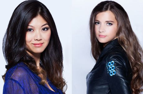 Xuan Liu and Sofia Lӧvgren Join 888poker Team Pro