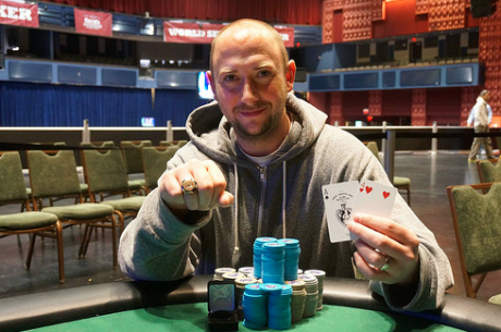 Jason Sandling Wins World Series of Poker Circuit Harrah's Cherokee for $204,487