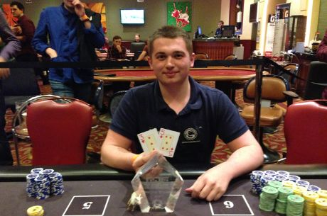 Michael Dorman Crowned 2014 UK Student Poker Champion