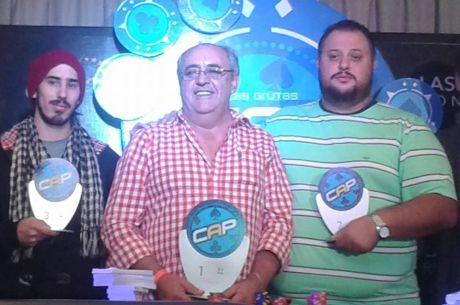 CAP: Mario Méndez es el nuevo campeón
