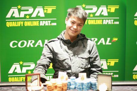 El Campeonato Mundial APAT de 2014 de Poker Amateur Comienza