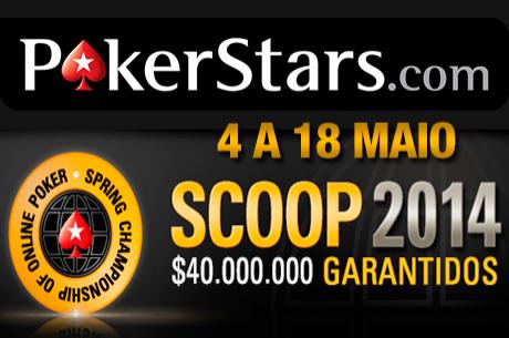 Calendário Spring Championship of Online Poker 2014, $40 Milhões GTD na PokerStars
