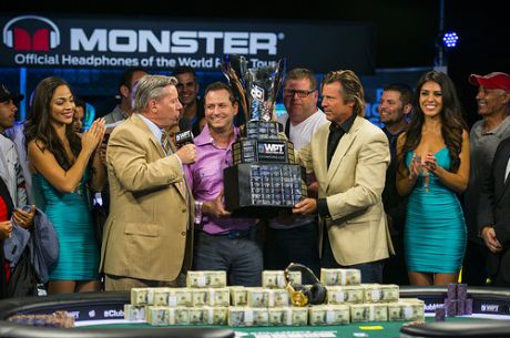 Eric Afriat Wins 2014 WPT Seminole Hard Rock Poker Showdown