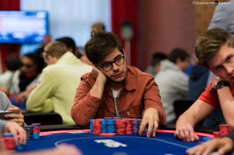 PokerStars.it EPT10 Sanremo Dia 2: Lukas Berglund Lidera & Thiago Crema em Segundo