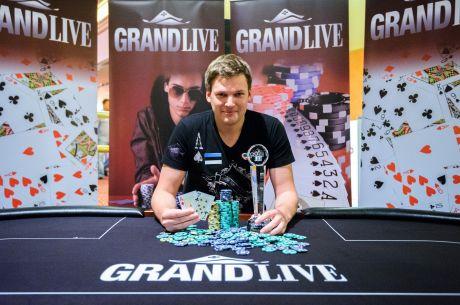 Priit Brikker teenis Grand Live Marbella võiduga 37 090 eurot!