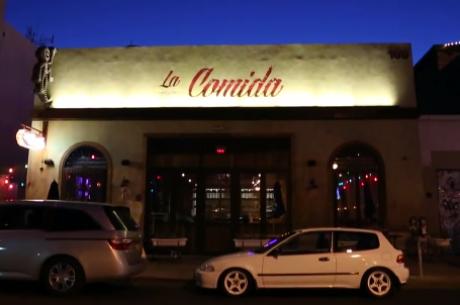 Sin City Series: La Comida in Downtown Las Vegas