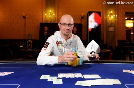 """Marcin """"Góral"""" Horecki wygrywa event €500 PLO Turbo i zajmuje 2 miejsce w 5 Card..."""