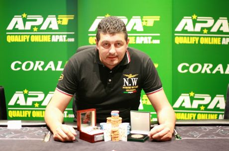 Nuno Duarte Crowned 2014 WCOAP High Roller Champion