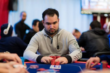 PokerStars.it EPT10 Sanremo Dia 3: Mestre Líder; Ariel Bahia Acima da Média