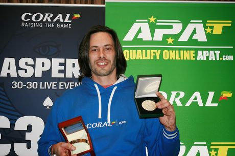 2014 WCOAP: Andrea Canli and Maxcel Verdugo Win Gold Medals