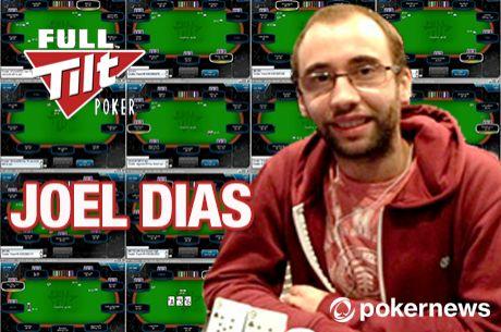 Joel Dias Faz 2 FT's na Full Tilt Poker & Mais