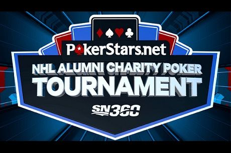PokerStars Canada Cup, NHL Alumni Charity Tournament, and 900 Millionth Tournament