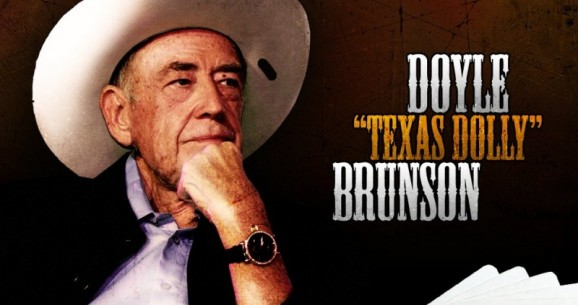 Retrato de Doyle Brunson