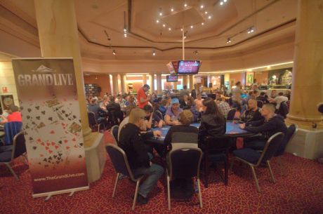 Arkadiusz Rasiak trzeci podczas Marbella Grand Series Of Poker (€16,500)!