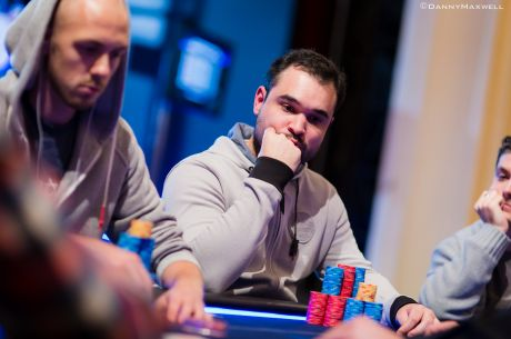 PokerStars.it EPT10 Sanremo Dia 4: Ariel Bahia Entre os 16 Finalistas