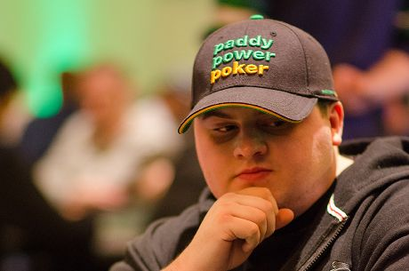 Jonathan Lundy Leads 2014 PaddyPowerPoker Irish Open; €200K Up Top