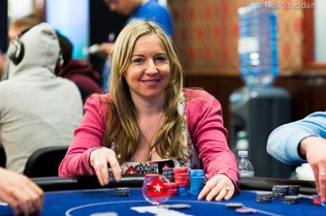 PokerStars.it EPT10 Sanremo Day 5: Vicky Coren-Mitchell Eyes History and Second Title